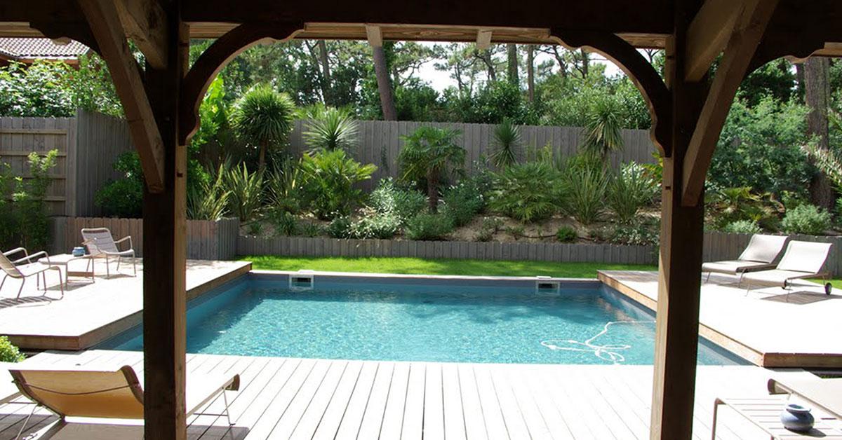 piscine avec terrasse mobile