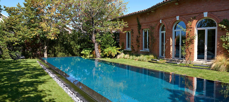 piscine sur-mesure architectes