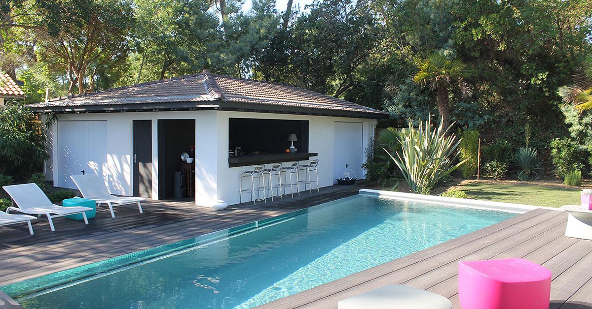 piscine trapèze