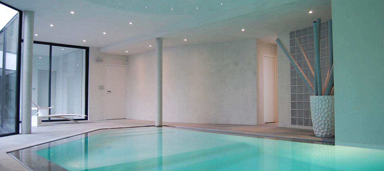 piscine miroir