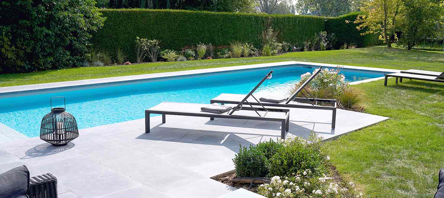 mobilier outdoor piscine