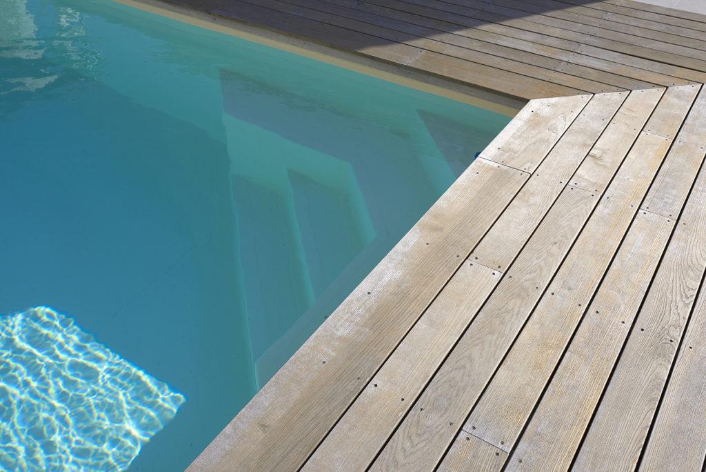 escalier piscine forcalquier