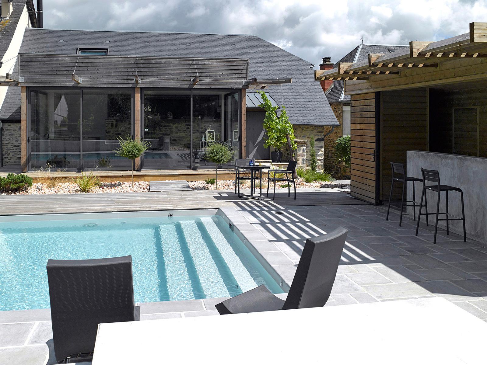 projet piscine brive
