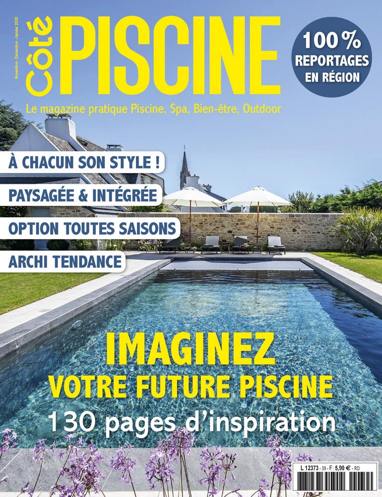 magazine côté piscine n° 39