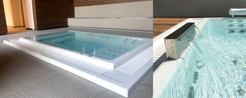 spa à débordement Tokyo