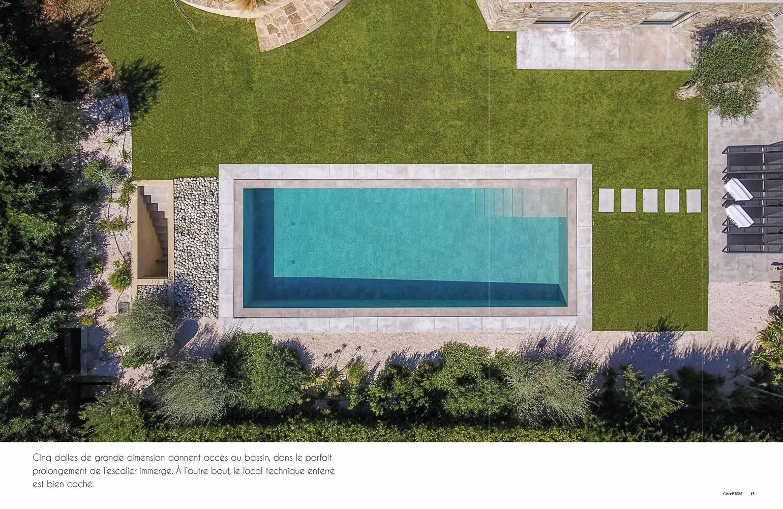 côté piscine n°43 p 14 et 15