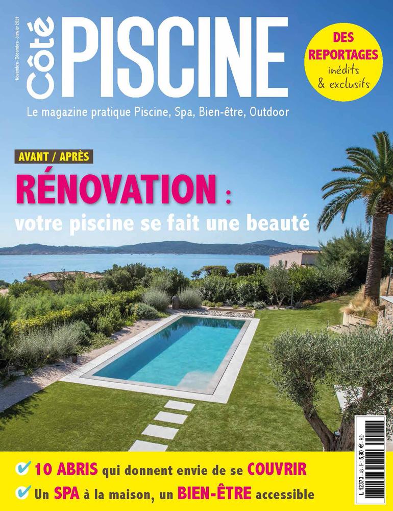 magazine côté piscine 43
